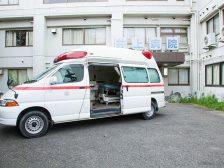 みずほ台 パトカー・救急車