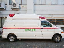 みずほ台救急車